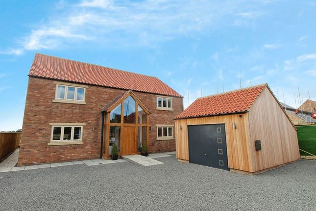 Thumbnail Detached house for sale in Back Lane South, Middleton, Pickering