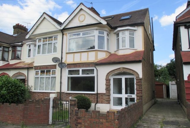 Thumbnail End terrace house to rent in Eccleston Crescent, Chadwell Heath