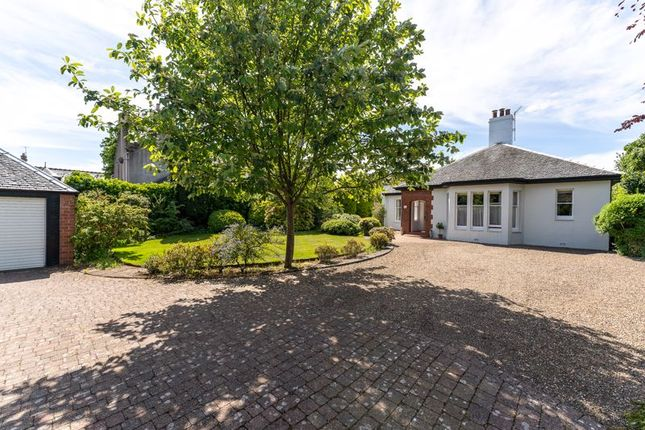 Thumbnail Detached bungalow for sale in 7 Springvale Park, Ayr