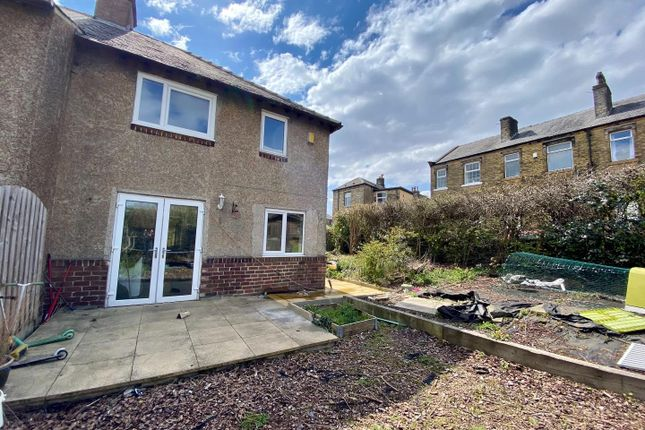 Thumbnail End terrace house for sale in Scar Lane, Golcar, Huddersfield