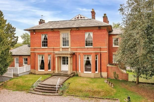 Thumbnail Detached house for sale in Rocester, Uttoxeter, Staffordshire