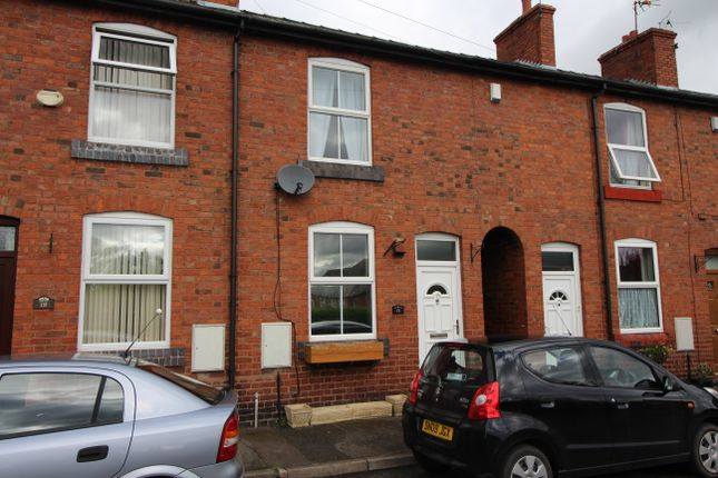 Thumbnail Terraced house for sale in Silverdale Terrace, Highley, Bridgnorth