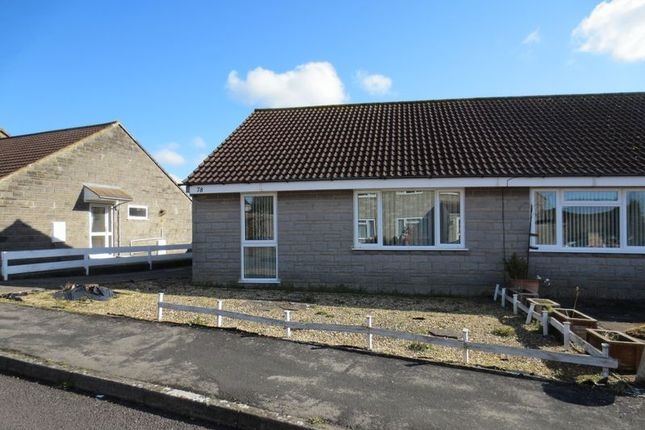 Thumbnail Bungalow to rent in Barrymore Close, Huish Episcopi, Langport