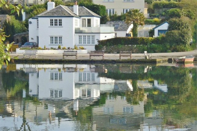 Thumbnail Semi-detached house for sale in Trevellan Road, Mylor Bridge, Falmouth