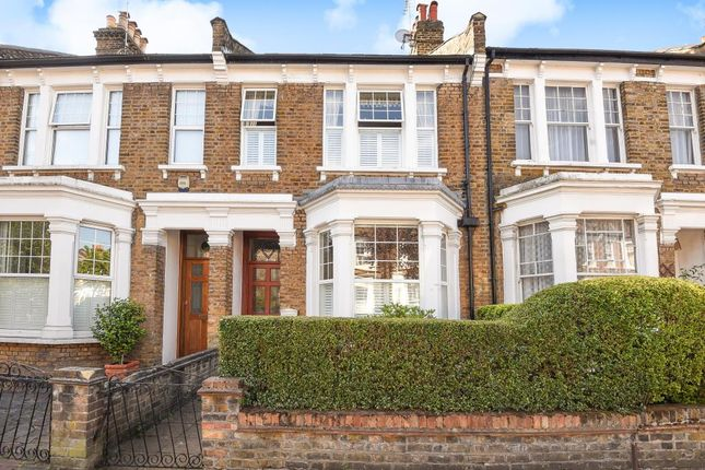 Thumbnail Terraced house for sale in Windermere Avenue, Queens Park