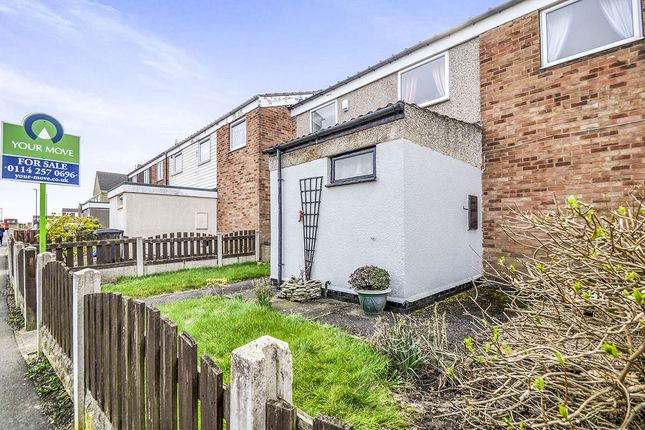 Thumbnail Terraced house for sale in Cottam Road, High Green, Sheffield