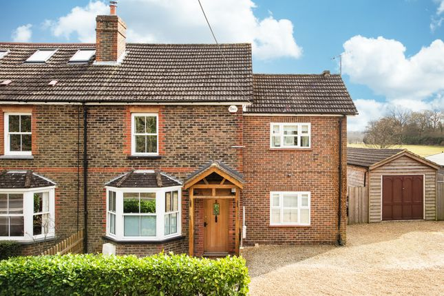 Semi-detached house for sale in The Square, Newchapel Road, Lingfield