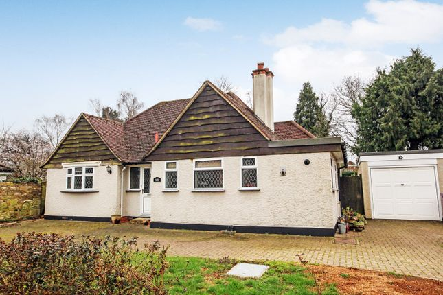 5 bed detached bungalow for sale in Whitethorn Lane, Letchworth Garden City SG6