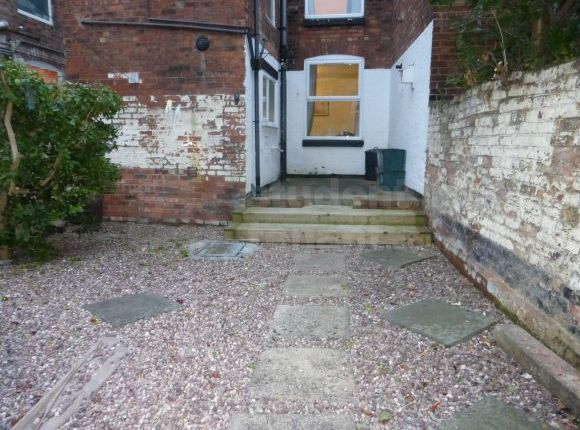 Thumbnail Shared accommodation to rent in South View Road, Chester
