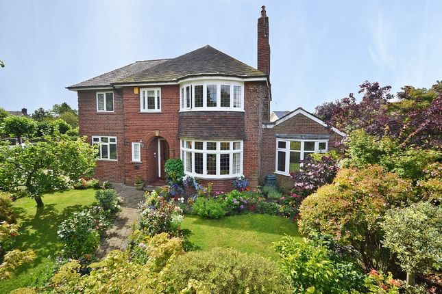 Thumbnail Detached house for sale in Broomhall Avenue, Wakefield
