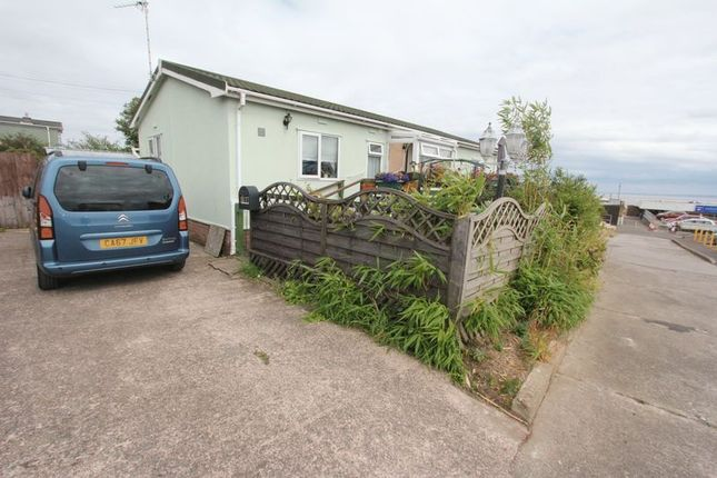 Thumbnail Detached bungalow for sale in Porthkerry, Barry