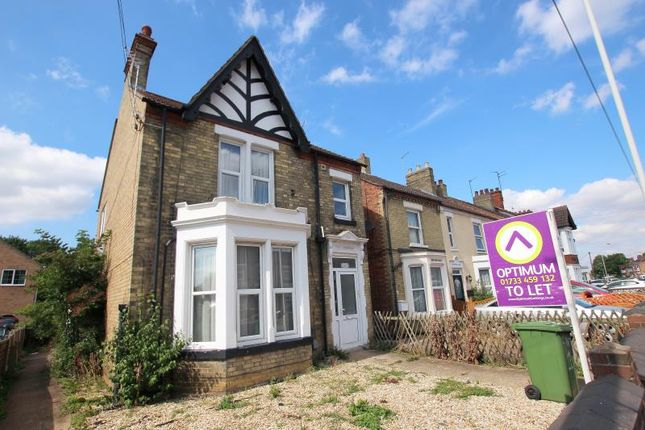 1 bed flat to rent in Oundle Road, Peterborough