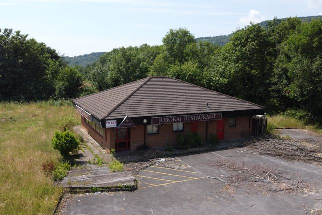 Thumbnail Restaurant/cafe to let in A470, Abercynon