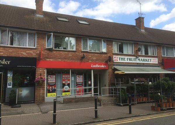 Thumbnail Commercial property for sale in 54-56 The Parade, Bourne End, Bucks