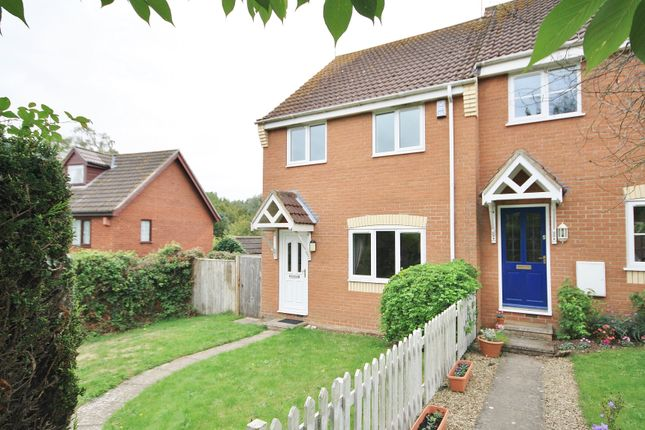 Thumbnail Property to rent in Tungate Way, Horstead, Norwich