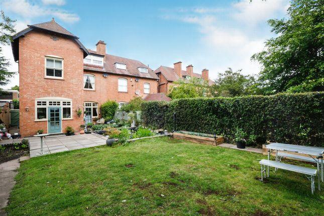Thumbnail Semi-detached house for sale in Church Road, Yardley, Birmingham