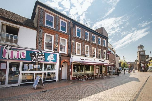 1 bed flat to rent in High Street, Chesham