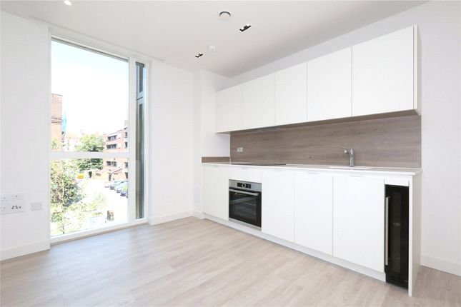 Studio for sale in The Kingly Building, Woodberry Down, Finsbury Park, London N4
