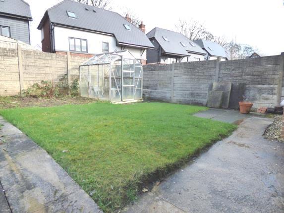 Garden of Ashton Close, Ashton, Preston, Lancashire PR2