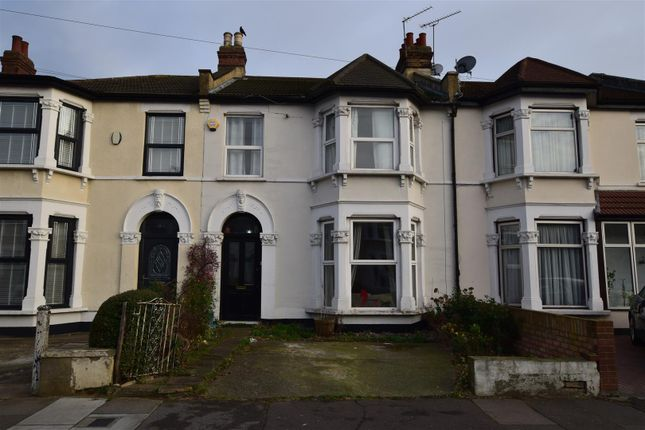Thumbnail Terraced house for sale in St. Albans Road, Seven Kings, Ilford