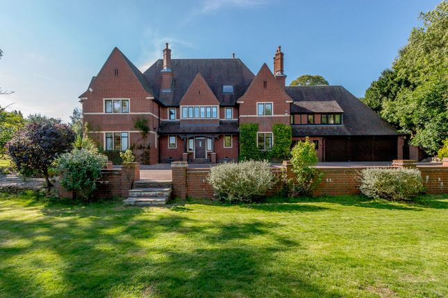 Thumbnail Detached house for sale in Church Road, Kirkby Mallory