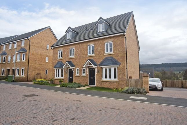 Thumbnail Semi-detached house for sale in Beamhouse Drive, Ross-On-Wye