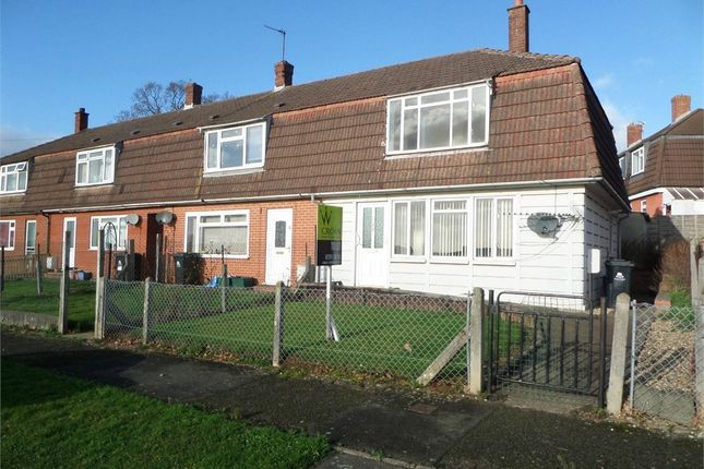 Thumbnail End terrace house to rent in Buttington Road, Sedbury, Chepstow, Gloucestershire