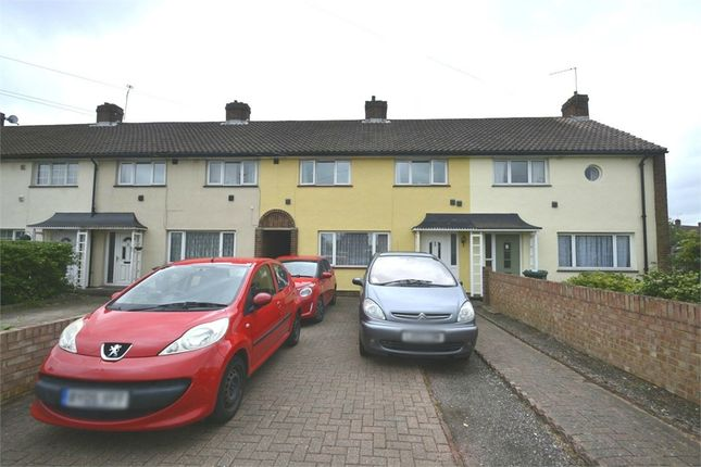 Thumbnail Terraced house for sale in Clare Road, Stanwell, Staines-Upon-Thames, Surrey