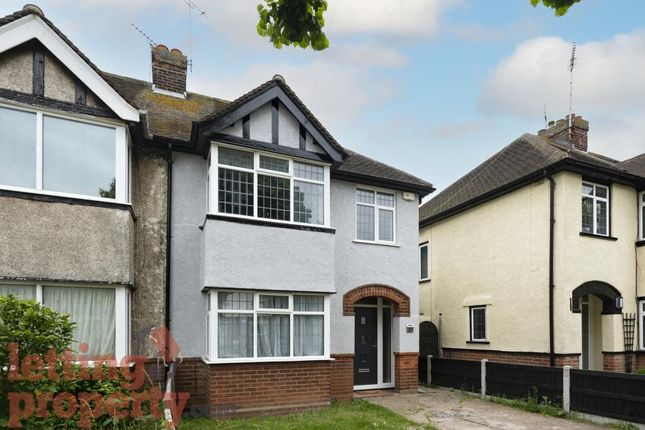 Thumbnail Semi-detached house to rent in Upper Park Road, Clacton-On-Sea