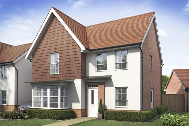 """Thumbnail Detached house for sale in """"Cambridge"""" at London Road, Allington, Maidstone"""