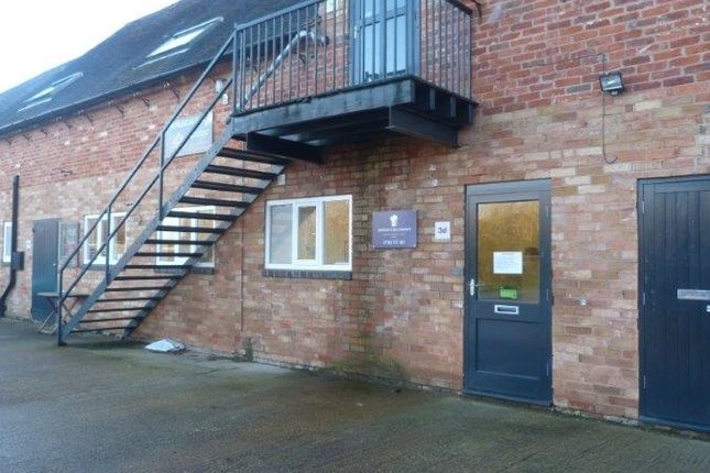 Warehouse to let in Grove Business Park, Atherstone On Stour