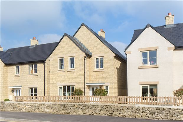 Thumbnail Detached house for sale in 7 Cirencester Road, Minchinhampton, Stroud, Gloucestershire