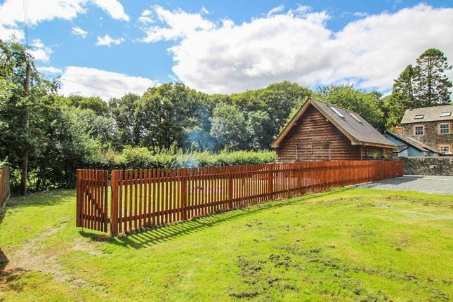 Thumbnail Barn conversion for sale in South Street, Rhayader