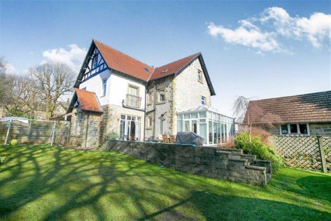 Thumbnail Detached house for sale in White Knowle Road, Buxton, Derbyshire
