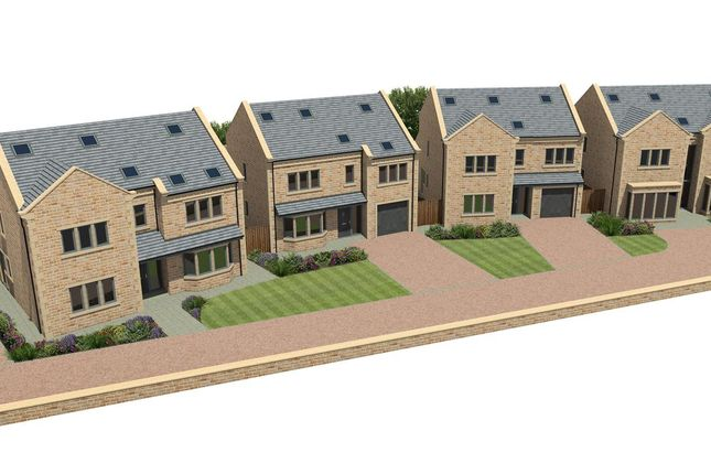 Thumbnail Detached house for sale in Hedge Top Lane, Northowram, Halifax