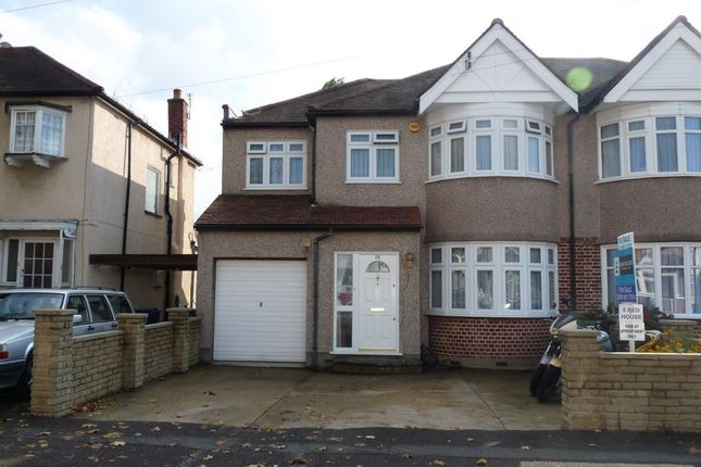 Thumbnail Semi-detached house for sale in Formby Avenue, Stanmore