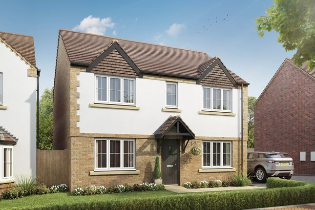 """4 bed detached house for sale in """"The Chedworth"""" at Mentmore Road, Cheddington, Leighton Buzzard LU7"""