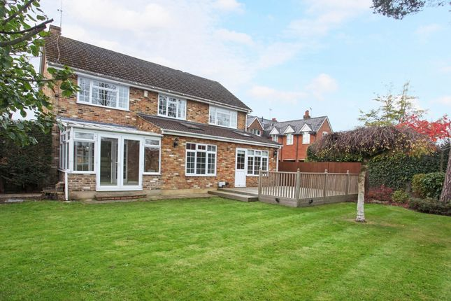 4 bed detached house to rent in Lovel Road, Winkfield, Windsor