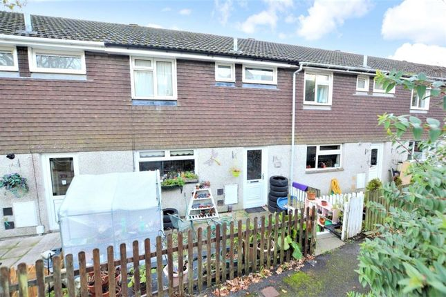 Thumbnail Terraced house for sale in Summerfields, St. Stephens, Saltash, Cornwall