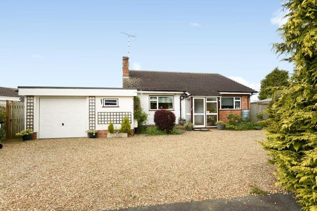 Thumbnail Detached bungalow for sale in Bodenham, Hereford, Herefordshire