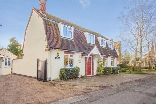 Thumbnail Detached house for sale in Church Street, Fen Drayton, Cambridge