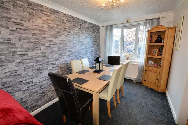 Thumbnail Detached house for sale in Clifford Road, South Kirkby, Pontefract