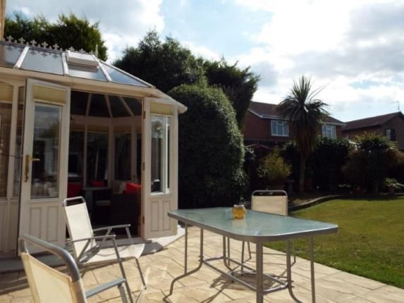 Garden of Green Lane, Eastwood, Leigh-On-Sea SS9