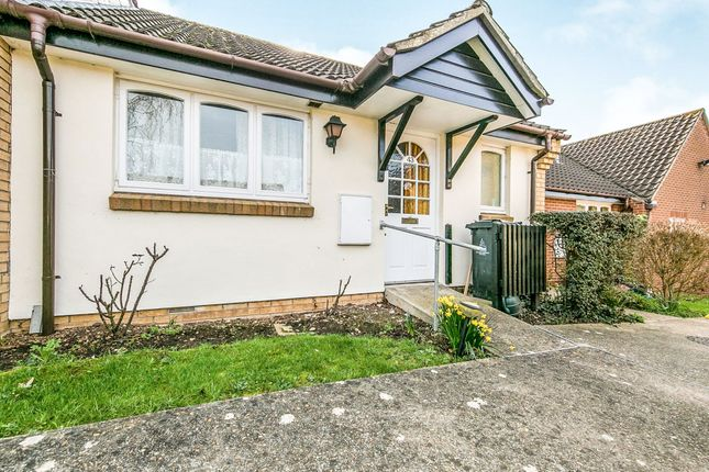 Thumbnail Terraced bungalow for sale in Newnham Green, Maldon