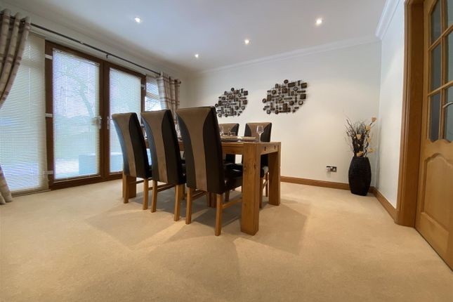 Dining Room of Galloway Avenue, Coltness, Wishaw ML2