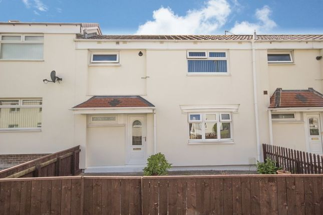 Thumbnail Terraced house for sale in Ainsworth Way, Ormesby, Middlesbrough