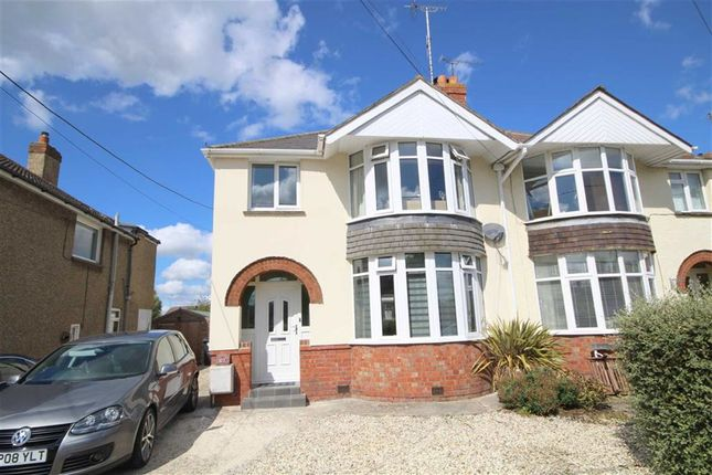 Thumbnail Semi-detached house to rent in Perry's Lane, Wroughton, Swindon