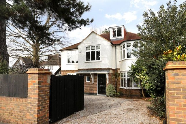 5 bed detached house for sale in Copse Hill, Wimbledon