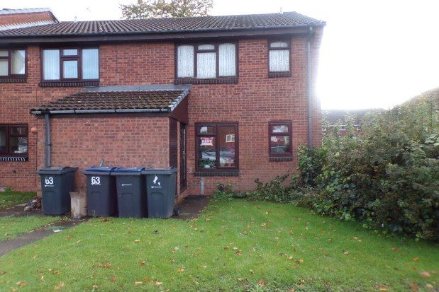 Thumbnail 1 bed maisonette to rent in Cooksey Road, Birmingham