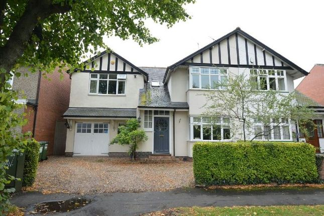 Thumbnail Semi-detached house for sale in Glenville Avenue, Glen Parva, Leicester